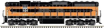 Atlas # 40003664 EMD SD7 - Standard DC Bessemer & Lake Erie # 451 N Scale MIB for sale  Coalport