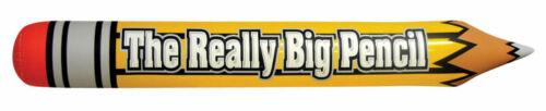 "Inflatable Really Big Pencil 60"""