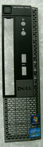Dell Optiplex 7010 USFF Desktop Front Bezel / Fascia / Faceplate