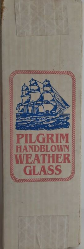 Pilgrim Weather Glass