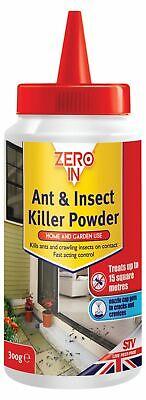 Ant-killer (300g Indoor Outdoor Ant Killer Pulver Nest Behandlung Holzläuse Kakerlake)