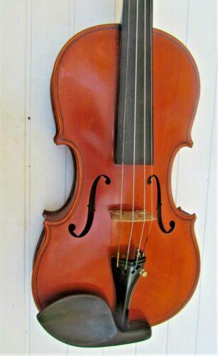 NEW 4/4 size violin labeled ALESSANDRO PERGOSI, Milano 2019