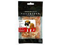 Unicorn Nanoblock Miniature Building Blocks New Sealed Pk NBC174