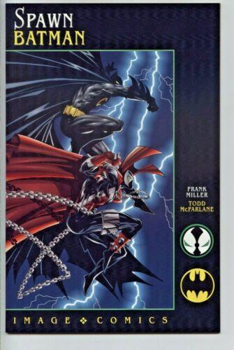 Spawn Batman Image comics Frank Miller Todd McFarlene