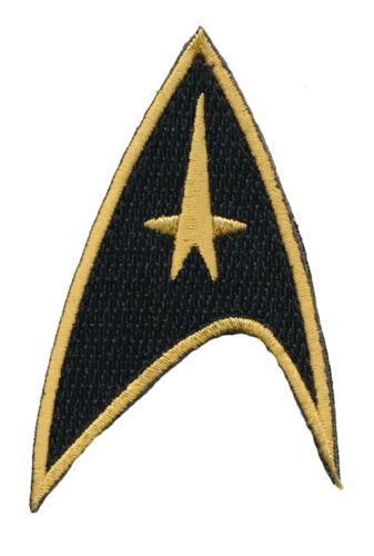 Star Trek Command Starfleet Uniform Cosplay HOOK LOOP Patch