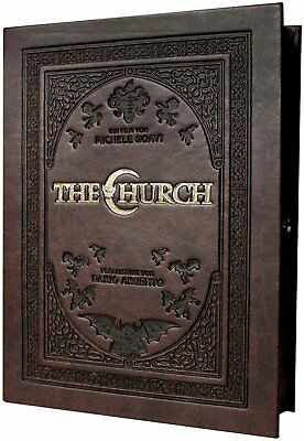The Church - Limited Leatherbook # BLU-RAY+2-DVD-NEU