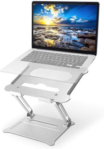 Ergonomic Aluminum Portable Laptop Stand Adjustable Laptop Stand