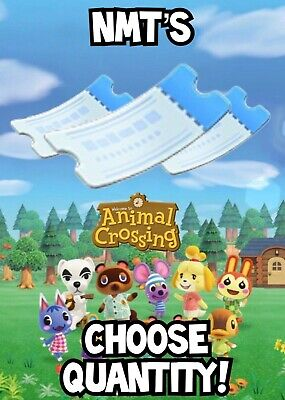 ANIMAL CROSSING NEW HORIZONS   🎫 CHEAP NOOK MILES TICKETS 🎫   *FAST DELIVERY*
