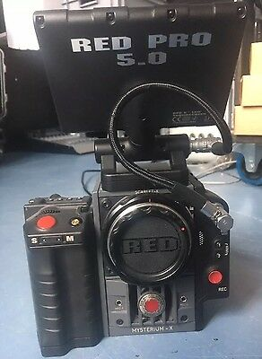 RED PRO Camera SCARLET MX 5K Camera RAW no Epic no Weapon inclusive Pelican Case