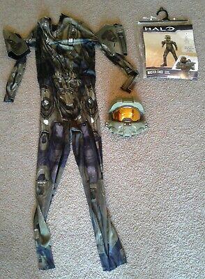 Halo Master Chief Classic Child Costume SIZE XL - Halo Child Costume
