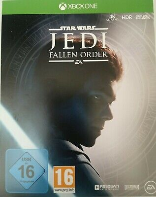 Star Wars Jedi Fallen Order Deluxe Edition Xbox One Game Digital Code