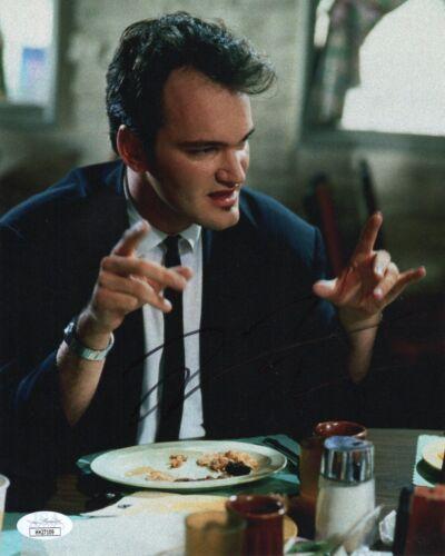 Quentin Tarantino  Autographed Signed 8x10 Photo JSA COA #2