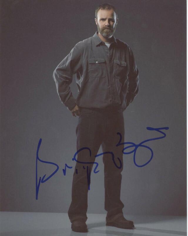 """Brian F. O'Byrne """"Flash Forward"""" AUTOGRAPH Signed 8x10 Photo"""