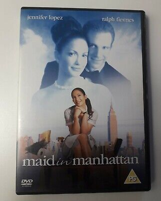 Maid In Manhattan (DVD) (2003) Ralph Fiennes, Jennifer Lopez