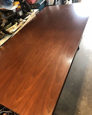 """HERMAN MILLER EAMES Rectangular Wooden Conference / Dining Table Top  70""""x35""""x1"""""""