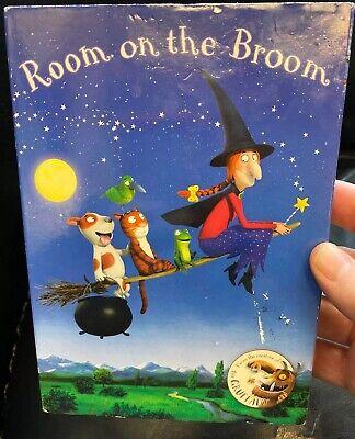Halloween Movies On Tv (Room on the Broom Children's Halloween Animated TV Short (DVD) -~)