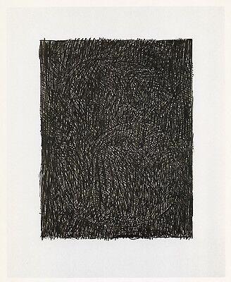 "Jasper Johns ""Figure 6"" 1968"