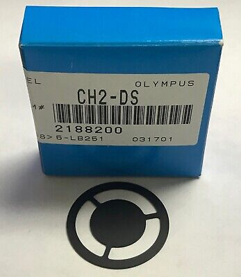 Olympus Ch2-ds Darkfield Light Stop For Ch Microscopes New