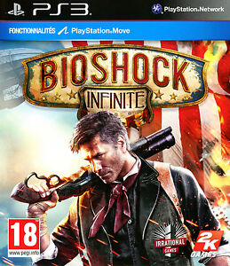 New BioShock Infinite (PS3, Playstation 3)