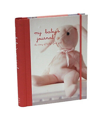 My Baby's Journal Pink / Keepsake Book
