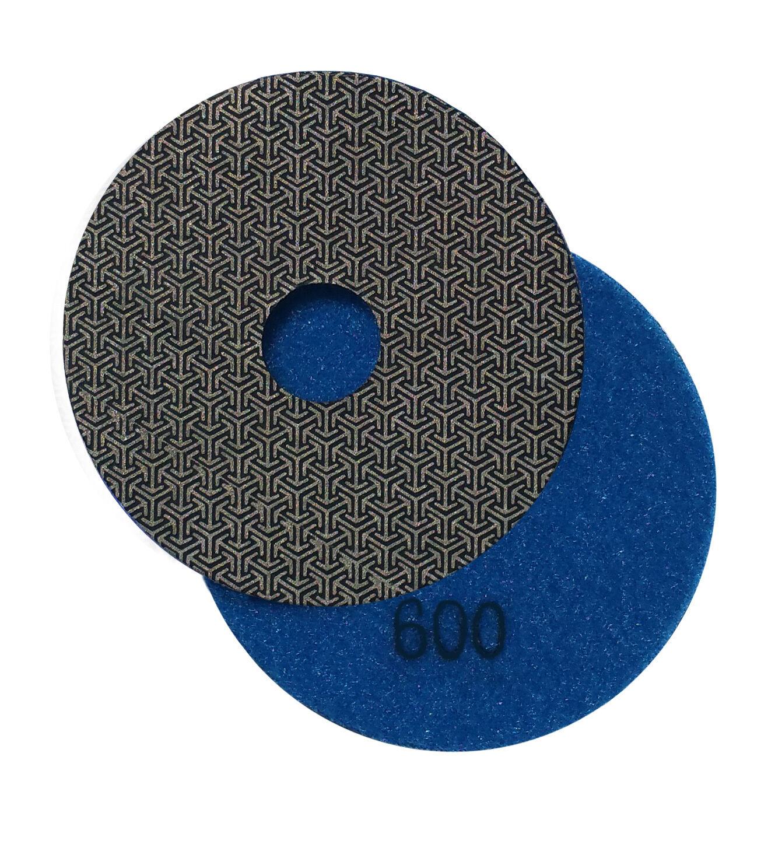 Stadea Electroplated Diamond Polishing Pad Glass Concrete