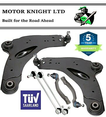 VAUXHALL VIVARO 00-15 FRONT LOWER SUSPENSION CONTROL ARM WISHBONE, LINKS, TRACKS