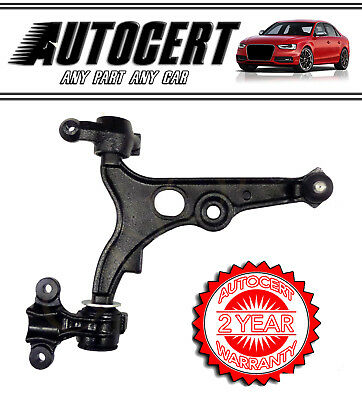 FIAT SCUDO 2007 ON LOWER  WISHBONE CONTROL ARM WITH BALL JOINT BUSH  LH SIDE