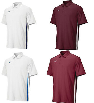 Nike Men's Elite force short sleeve  polo shirt  Small  $59.99 Retail Size Small