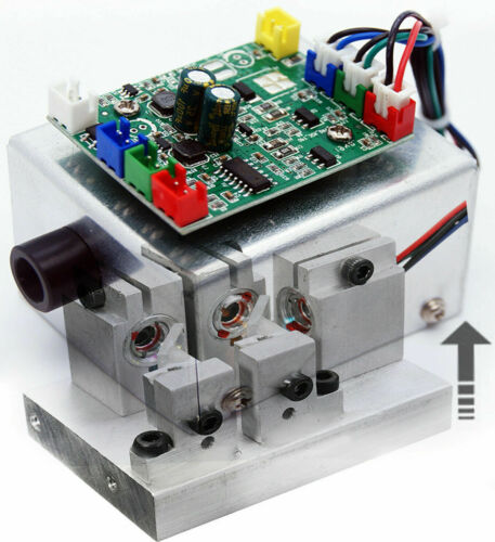 Analogue RGB 1000mW White Laser Module/ RGB Laser /Combined by 520nm+638nm+450nm