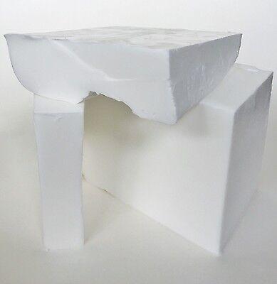 WHITE GLYCERIN MELT & POUR SOAP BASE ORGANIC 2 LBS FREE SHIPPING