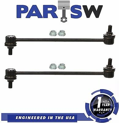 New Pair Of  2  Front Sway Bar Link Kits For A Pontiac Scion Toyota