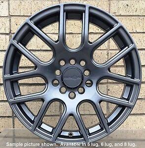 4 New 17 Wheels Rims For Audi Tt Lexus Ct 200h Es 250 Dodge Neon Stratus 4903 Fits