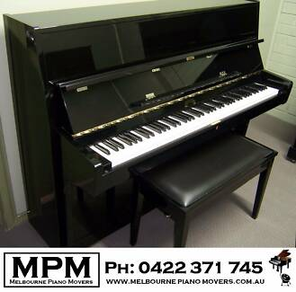As new VICTOR upright piano *FREE delivery, tuning and warranty* Bayswater North Maroondah Area Preview