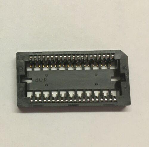 FOXCONN PA21200-P2 SOCKETS SOJ40 (10 PCS)
