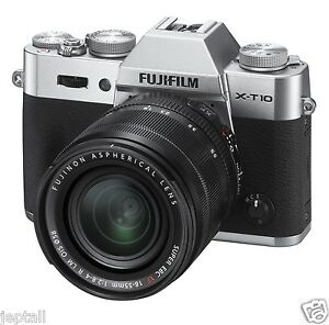 Fujifilm-X-T10-XT10-18-55mm-16-3mp-3-034-DSLR-Digital-Camera-Brand-New-Jeptall