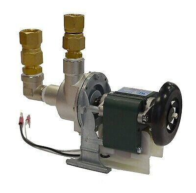 Wilbur Curtis Wc-1037 Pump Water Wfitting 120vac Ru-series