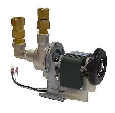 Wilbur Curtis Wc-1037 Pump Water Wfitting 120vac Ru-series