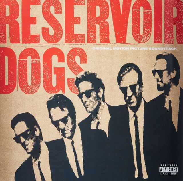 Reservoir Dogs Original Soundtrack – LP Reissue on 180g Vinyl - New & Sealed