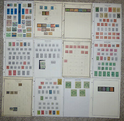 Collection of Revenue Stamps and Taxpaid Stamps