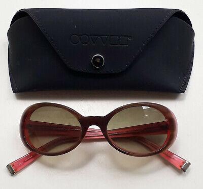OLIVER PEOPLES Vintage Sonnenbrille Damen, 51-18 135 Blithe OTP, braun/altrosa
