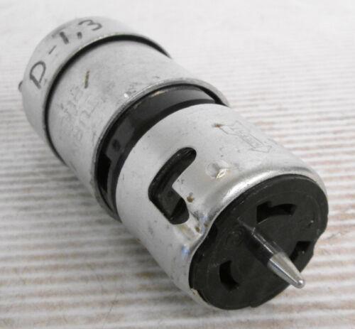 Arrow Hart  Hart-Lock California Connector 50A 125/250V