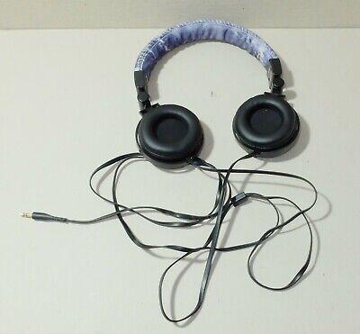 hama Kopfhörer kabelgebunden Jeansmuster ()
