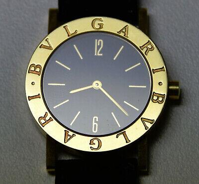 Genuine Bulgari Bvlgari BB 30 GL Mens or Ladies Unisex Wrist Watch - Swiss Made