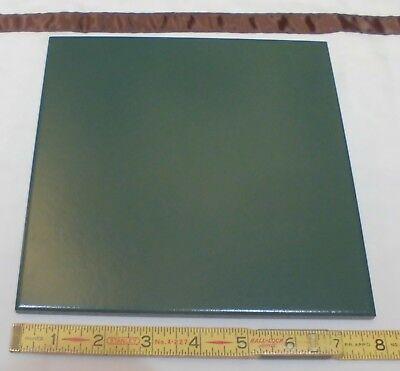 1 pc. DALTILE *Hunter Green* Ceramic / Porcelain Floor Tile  8