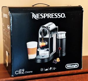 NEW - DeLonghi Nespresso CitiZ  & Milk (EN267C) Espresso Machine