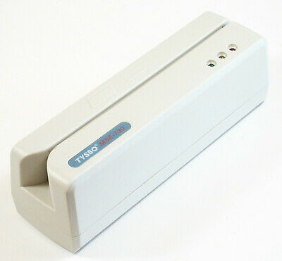 Mse-730 Encoder 3-track Magnetic Stripe Credit Id Club Card Writer Reader Serial