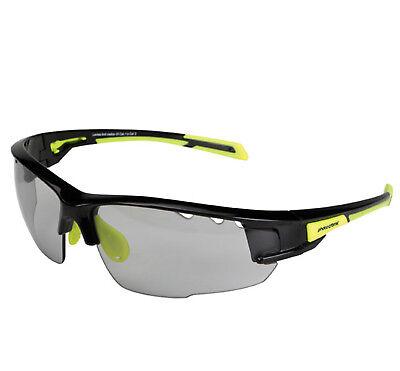 Gafas de Sol Deporte Ciclismo Color Negro Amarillo Lente Fotocromatica 6252ngam