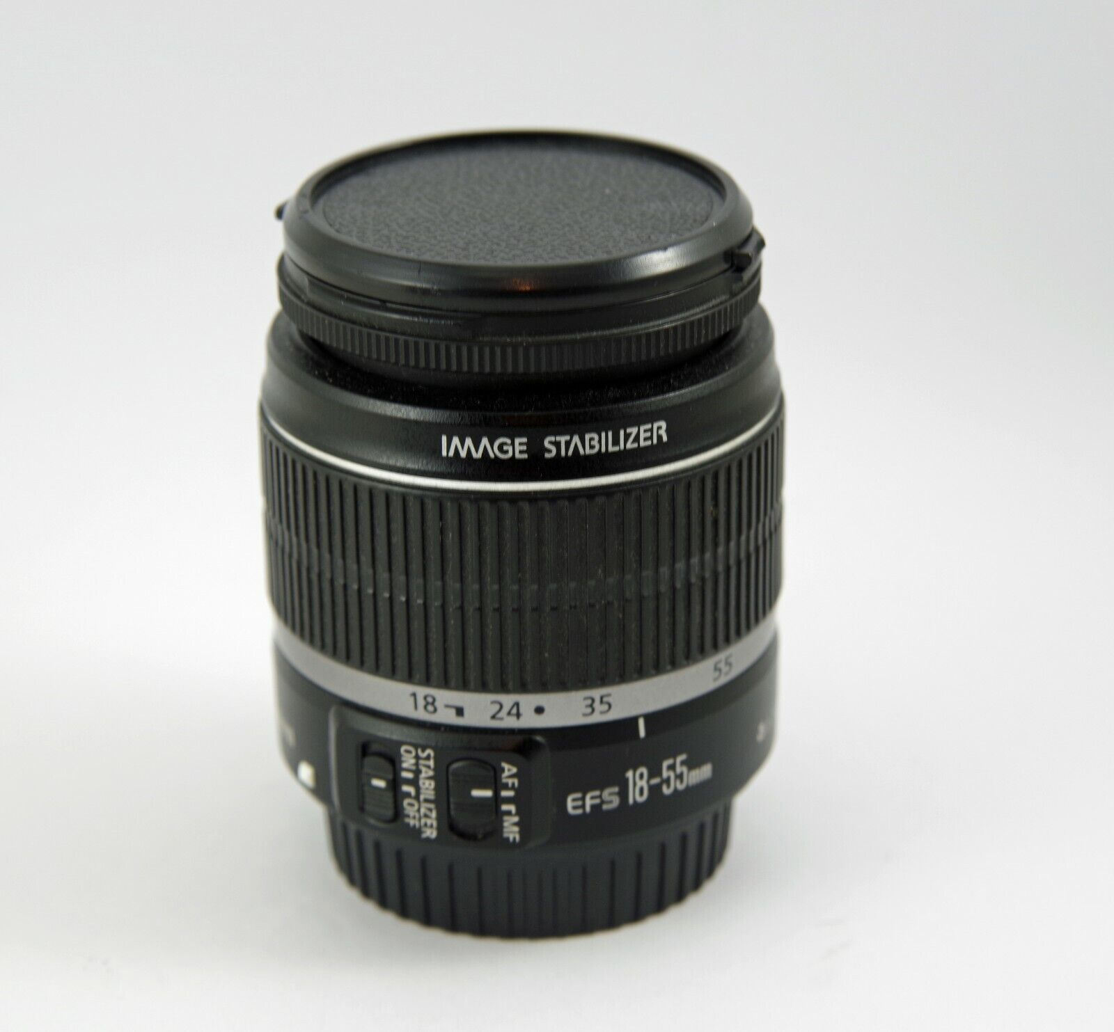Canon EF-S 18-55mm F3.5-5.6 IS - $39.75