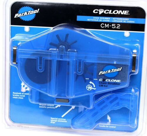 Park Tool CM-5.2 Cyclone Bicycle Chain Scrubber Cleaner Machine for Road MTB BMX