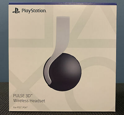 PS5 Sony Pulse 3D Wireless Gaming Headset for PlayStation 5 - Brand New
